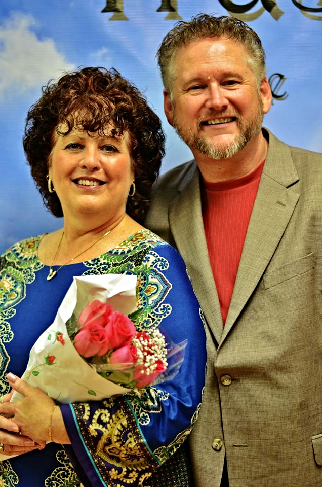 Pastor Ron and Kathi